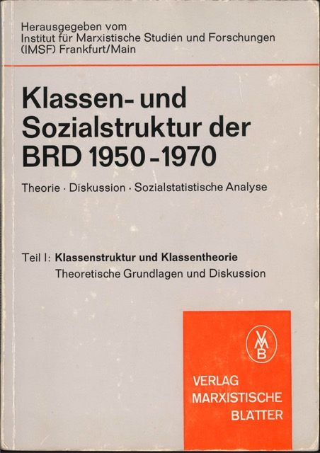"""kritisch-lesen.de - Wer ist die """"Arbeiterklasse""""?"""
