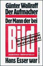 Der Aufmacher - Günter Wallraff