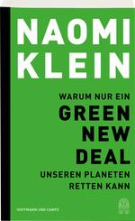 """Hellgrünes Buchcover mit obenstehendem Namen der Autorin in weiß und darunter rechtsbündigem Titel des Buches in schwarz. Links befindet sich ein vertikaler schwarzer Streifen. Das Logo des Verlages """"Hoffmann und Campe"""" steht in weißer Farbe in der rechten unteren Ecke zu sehen."""