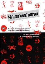1-0-1 [one'o one] intersex - Neue Gesellschaft für Bildende Kunst / AG 1-0-1 intersex (Hg.)