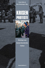 Krisen Proteste - Peter Birke / Max Henninger (Hg.)