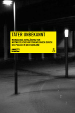 Täter unbekannt - Amnesty International (Hg.)