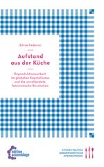 Buchcover besteht zu zwei dritteln aus einem blau-weißen Karo-Muster, das an eine Tischdecke in einem eher rustikalen Gasthaus oder oder an ein einfaches Geschirrhandtuch erinnert. darauf in Rot der Titel.