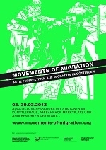 Movements of migration - Sabine Hess, Torsten Näser (Hg.)