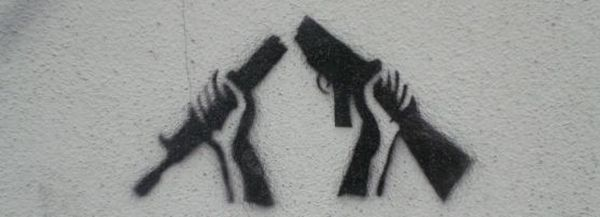Kriegerischer Frieden